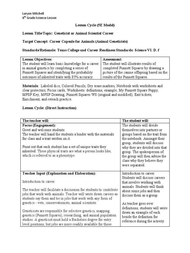 small resolution of Learned Vs Inherited Traits Worksheet - Promotiontablecovers