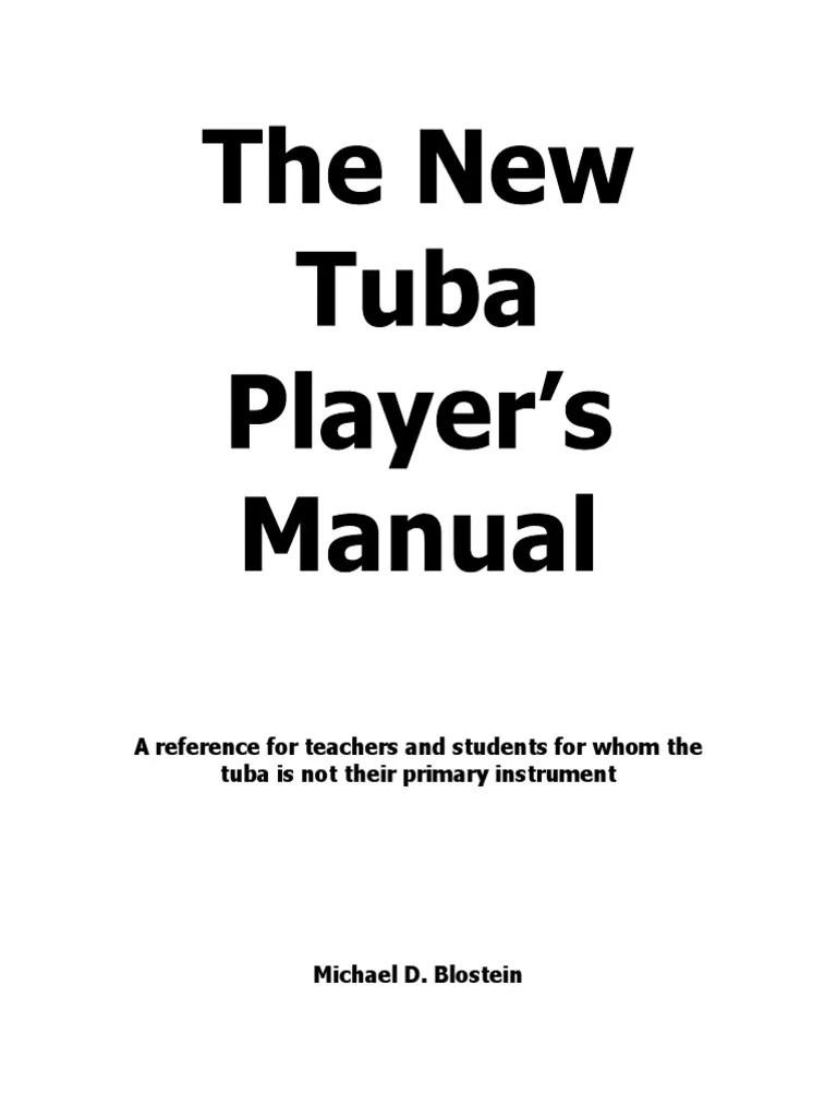 Tuba Method