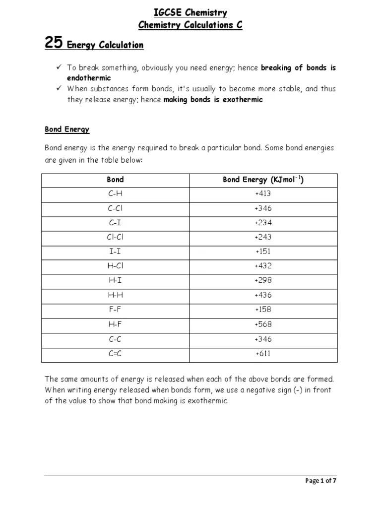 chemistry calculations c pdf