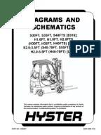 Manual Operacion Mantenimiento h25d h30d h35d 393 Linde