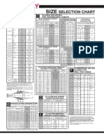 Full size selection chart also cable gland pdf building materials goods rh scribd