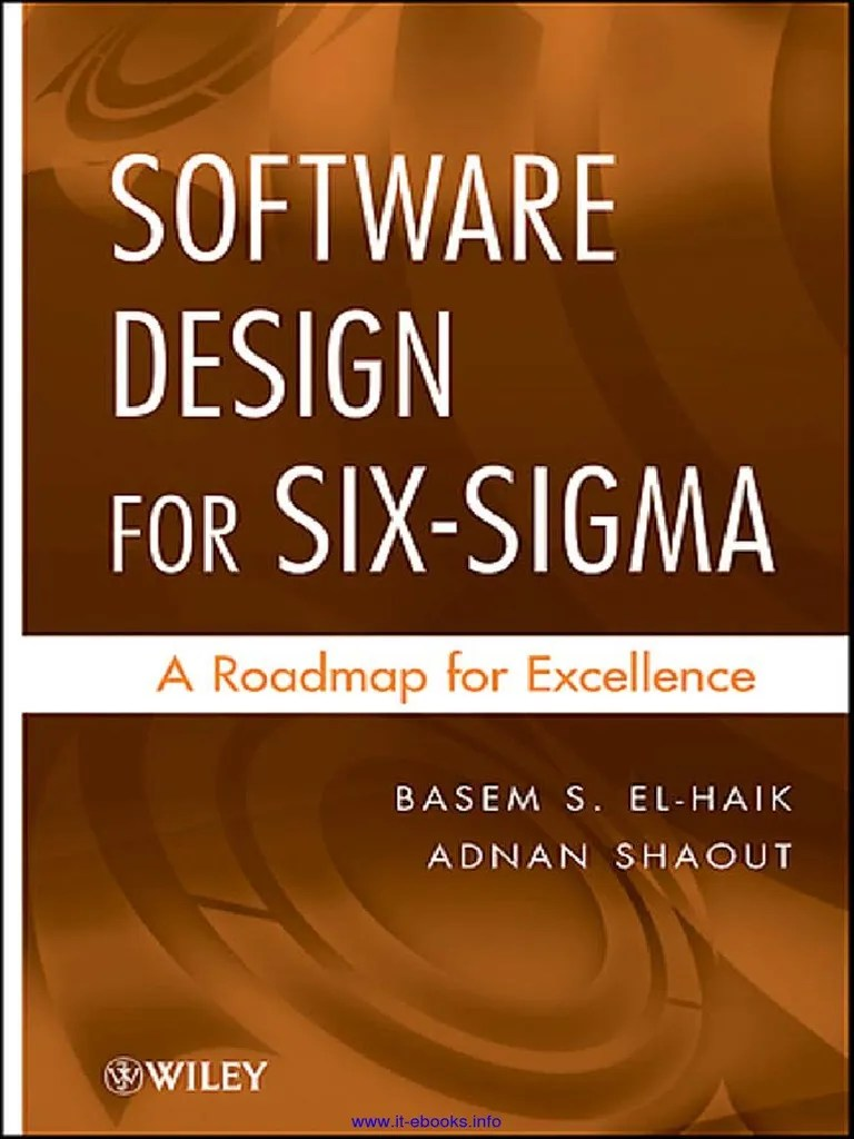 Software Design For Six Sigma Pdf Design For Six Sigma Quality