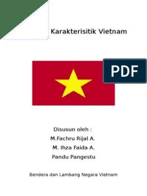 Bendera Dan Lambang Negara Vietnam : bendera, lambang, negara, vietnam, Makalah, Vietnam.docx