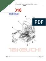 303 Excavator Parts Manual | Screw | Diesel Engine