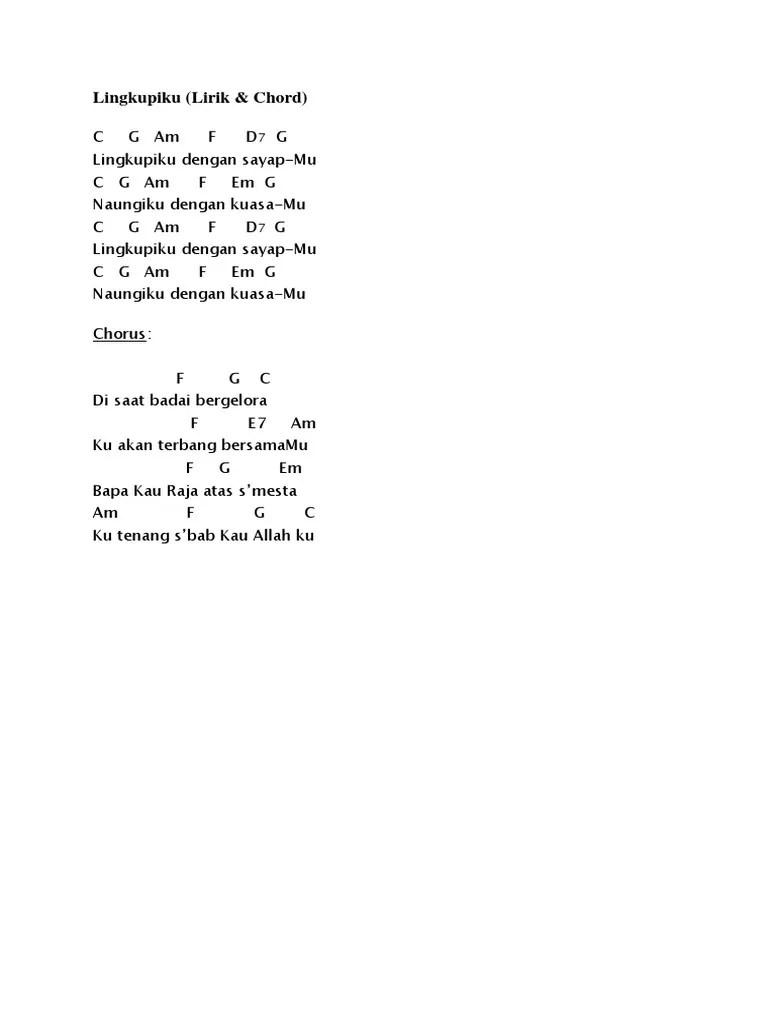 Lirik Lagu Lingkupiku : lirik, lingkupiku, Kunci, Rohani, Lingkupiku, IlmuSosial.id