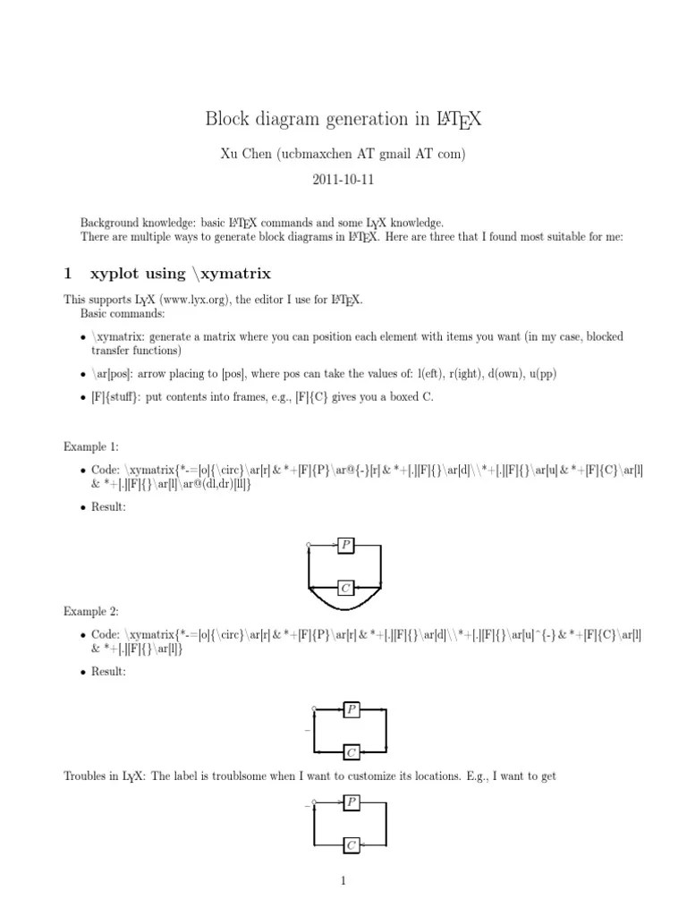 hight resolution of block diagram in latex pdf computer engineering applied mathematics