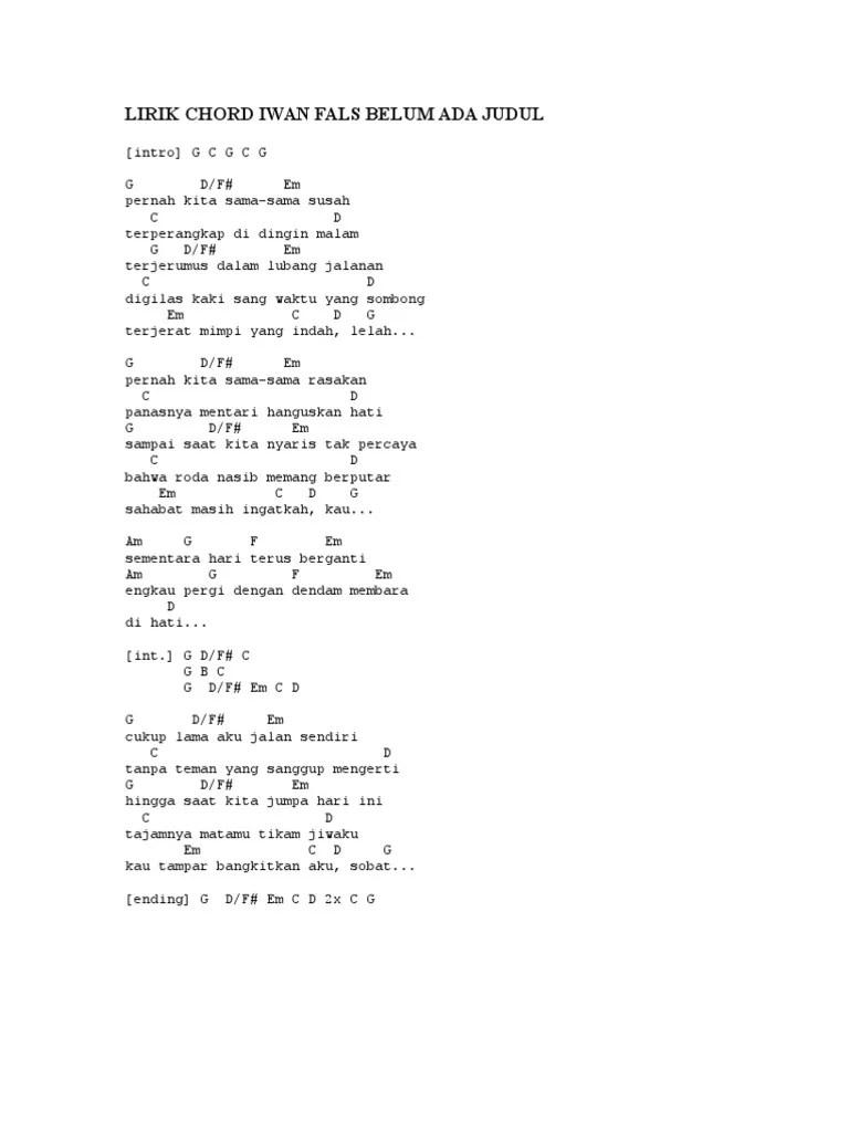 Lirik Belum Ada Judul : lirik, belum, judul, Download, Belum, Judul