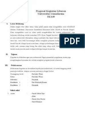 Contoh Proposal Makrab : contoh, proposal, makrab, Proposal, MAKRAB