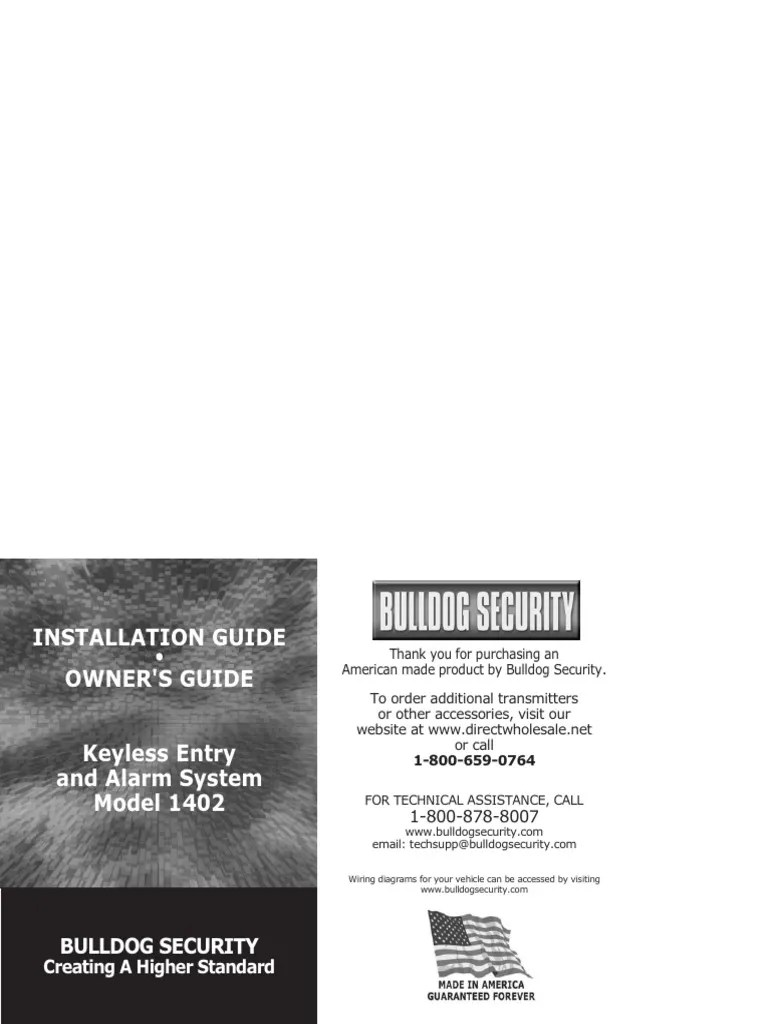 medium resolution of unique bulldogsecurity com wiring collection electrical diagram at enchanting bulldog security com festooning electrical and wiring