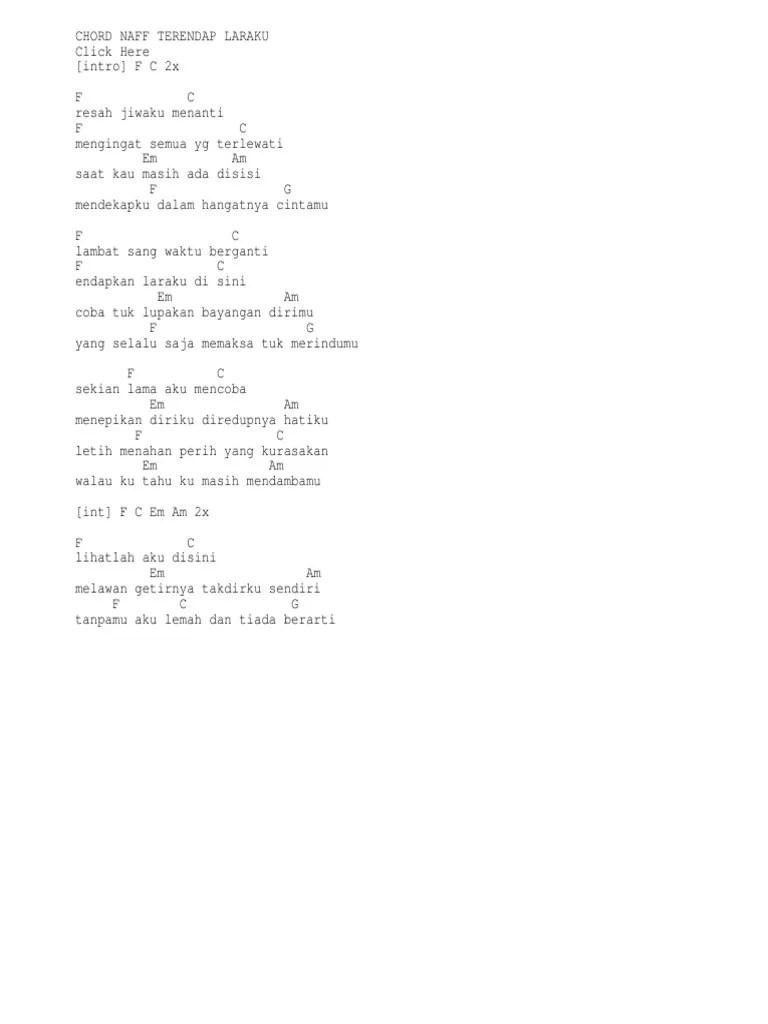 Chord Naff Kau Masih Kekasihku : chord, masih, kekasihku, Kunci, Masih, Kekasihku, Sedang