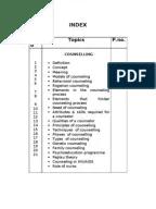 Egan Overview of Model Handout