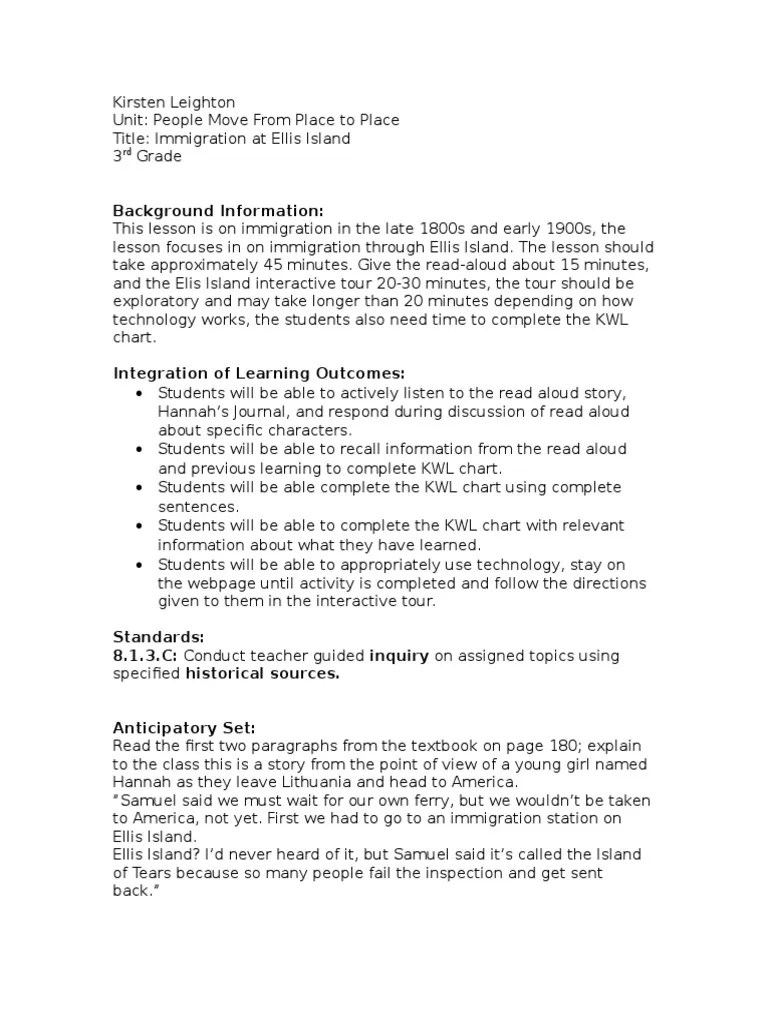 hight resolution of Interactive Tour Of Ellis Island Worksheet - Worksheet List