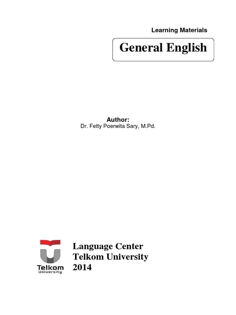 English Ability Test Telkom : english, ability, telkom, General, English, Perfect, (Grammar), Grammatical, Tense