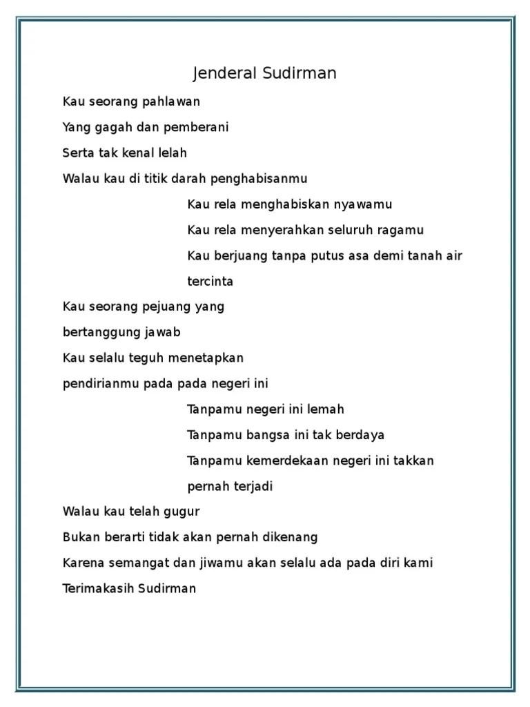 17 Puisi Kemerdekaan - Perjuangan Pahlawan Indonesia