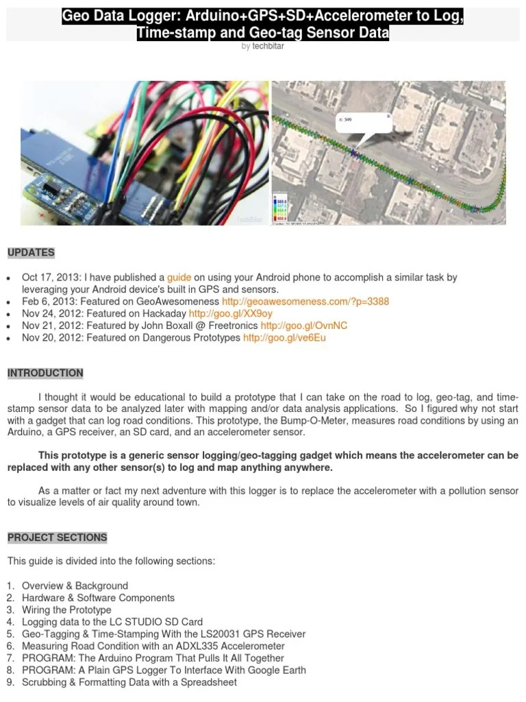 small resolution of wiring a datum logger