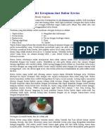 Contoh Kerajinan Dari Bubur Kertas : contoh, kerajinan, bubur, kertas, Membuat, Kerajinan, Bubur, Kertas