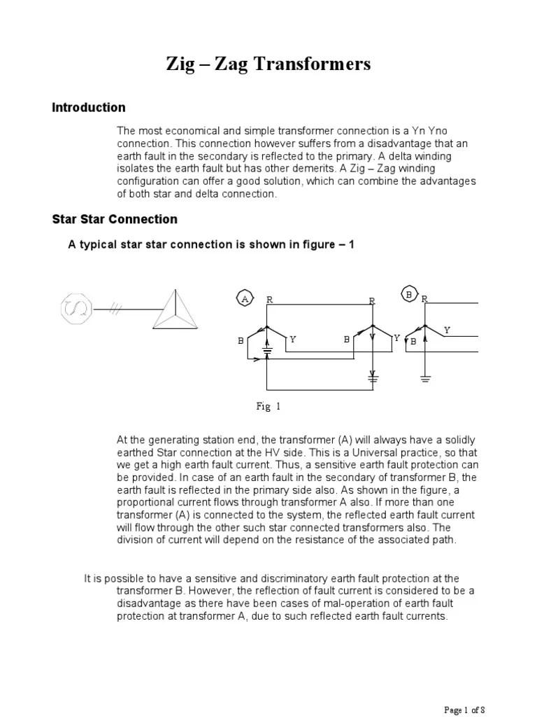 zig zag transformer wiring diagram [ 768 x 1024 Pixel ]