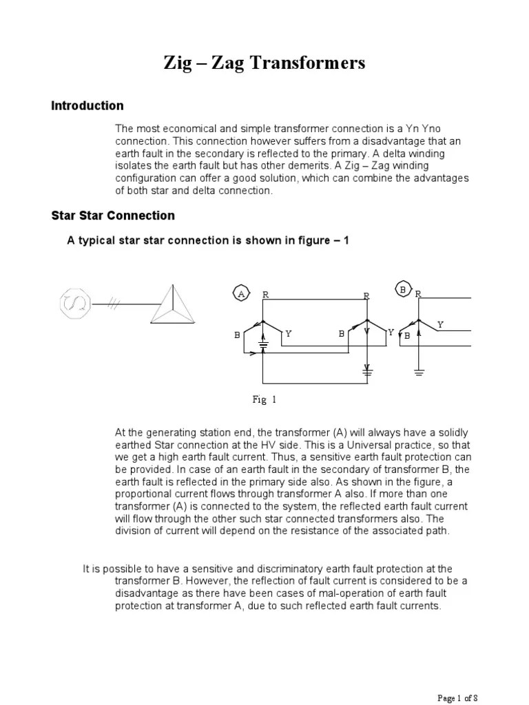 small resolution of zig zag transformer wiring diagram