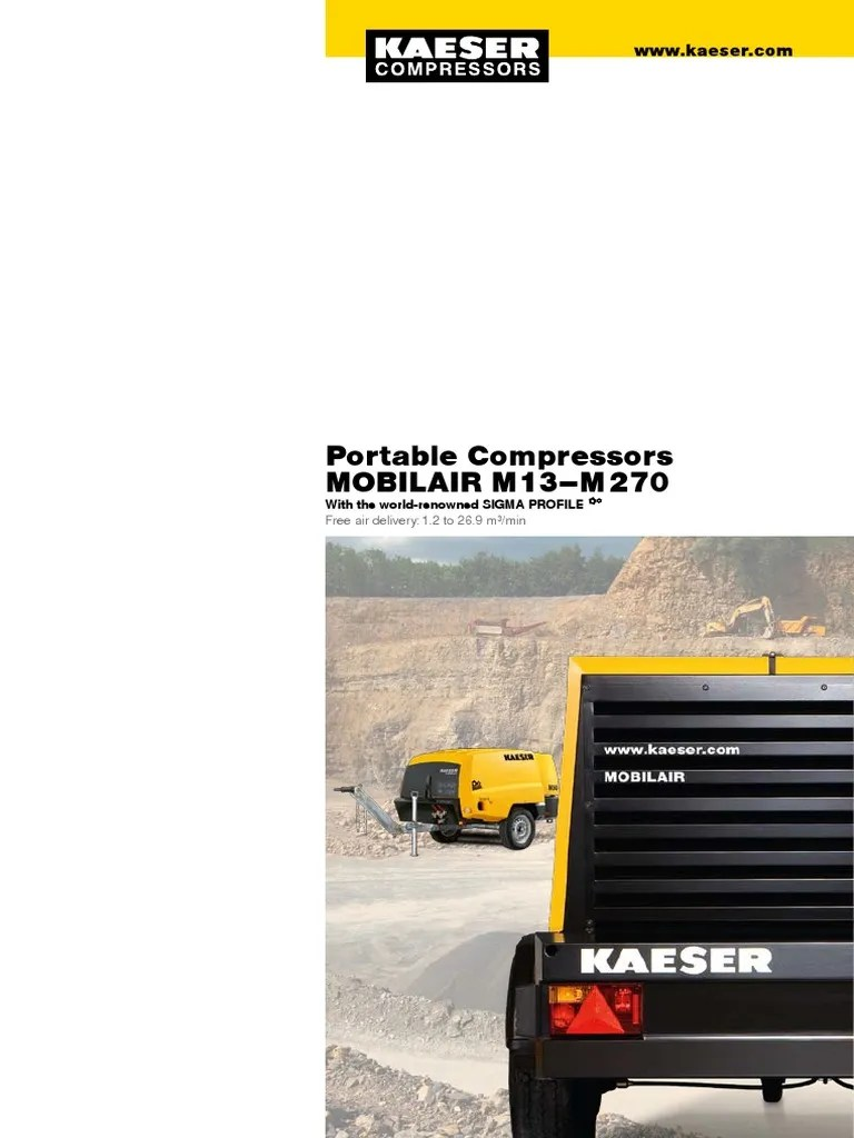 hight resolution of kaeser full catalogue mobiles gas compressor internal combustion engine