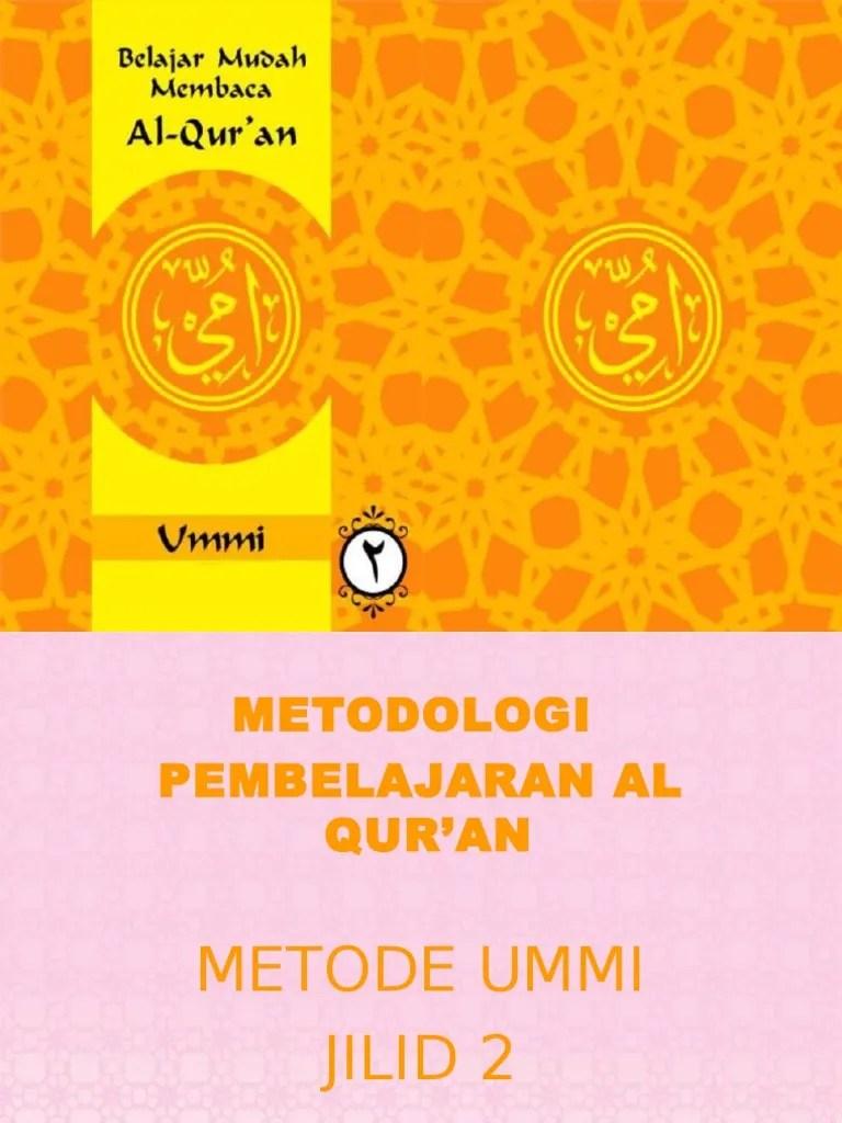 Download Buku Metode Ummi Pdf : download, metode, 02.Slide, Jilid