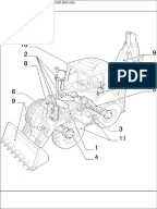 Manual Do 428 E Da CAT Backhoe Loader