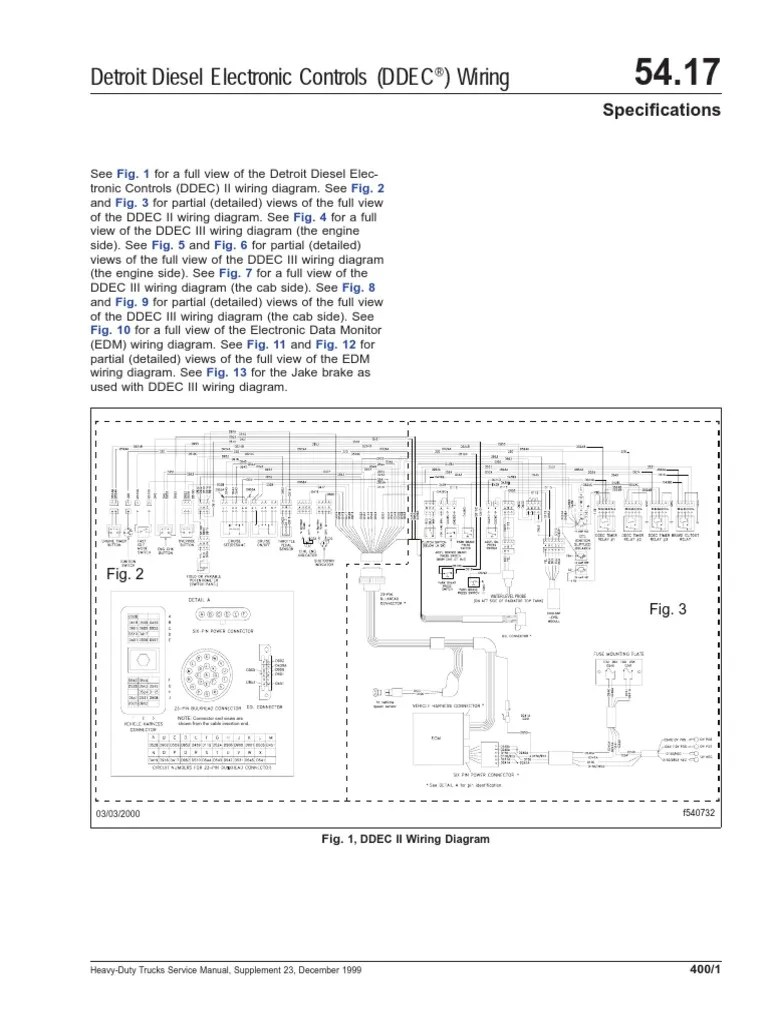 medium resolution of wiring diagram for detroit sel 60 ecm detroit fuel system detroit 6v71 detroit diesel series 50