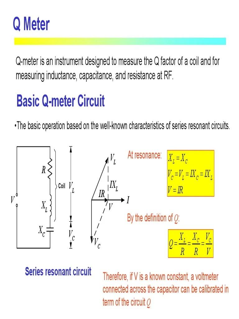 small resolution of q meter circuit diagram