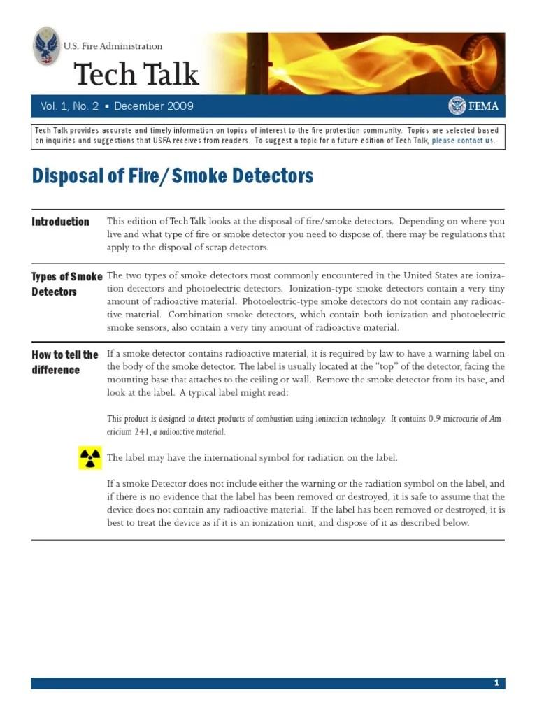 fema smoke detector fire alarm [ 768 x 1024 Pixel ]