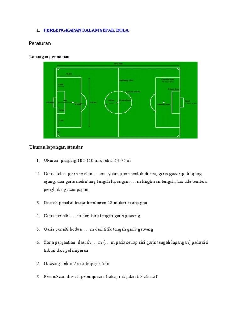 Perlengkapan Permainan Sepak Bola : perlengkapan, permainan, sepak, PERLENGKAPAN, DALAM, SEPAK