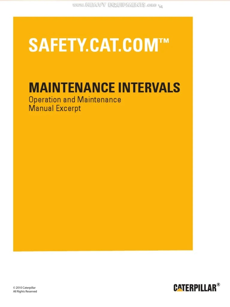 small resolution of manual maintenance interval cat 416d 420d 42d 428d 430d 432d 442d backhoe loaders transmission mechanics elevator