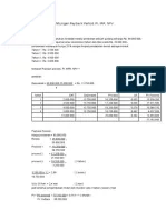 Contoh Soal Payback Period : contoh, payback, period, Contoh, Perhitungan, Payback, Period