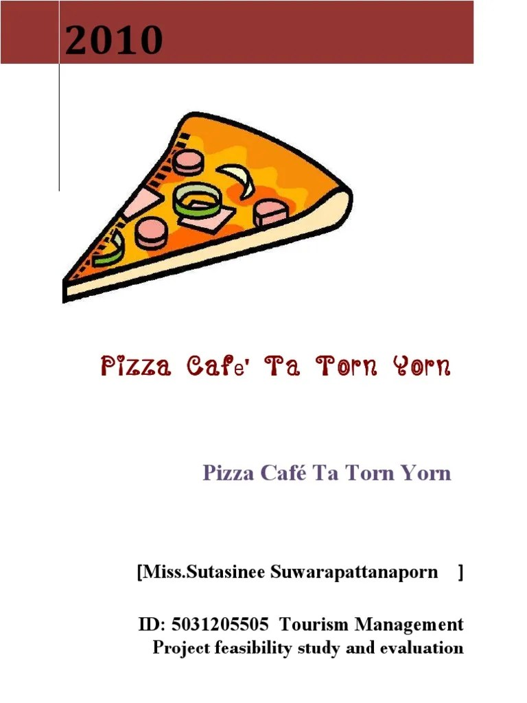Fast Food Feasibility Study Sample College Paper Academic Service
