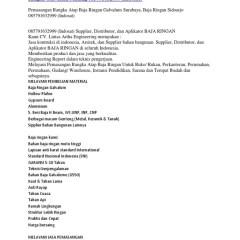 Harga Baja Ringan Per Batang Malang Butuh Rangka Atap Di