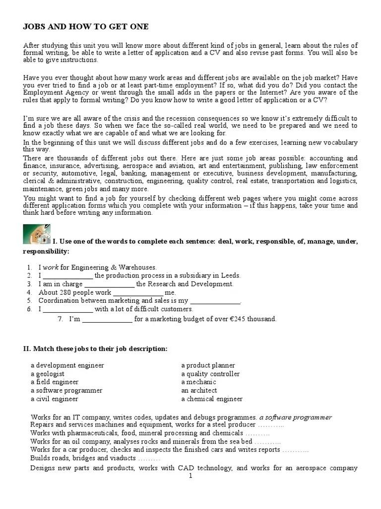 Field Engineer Job Description ] | Field Engineer Job Description ...