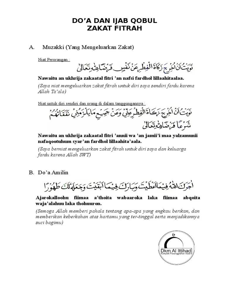 Bacaan Lafal Ijab Kabul Dalam Akad Nikah