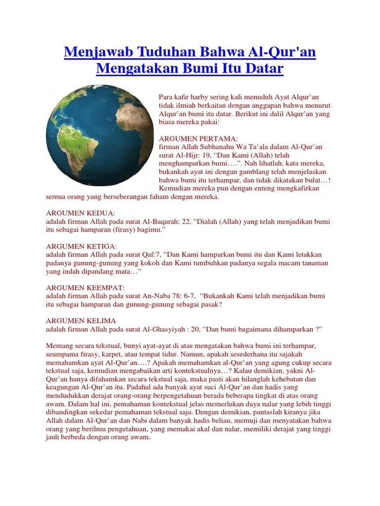 Berikan Bukti Bahwa Bumi Berbentuk Bulat : berikan, bukti, bahwa, berbentuk, bulat, Sebutkan, Bukti, Menunjukkan, Bahwa, Berbentuk, Bulat