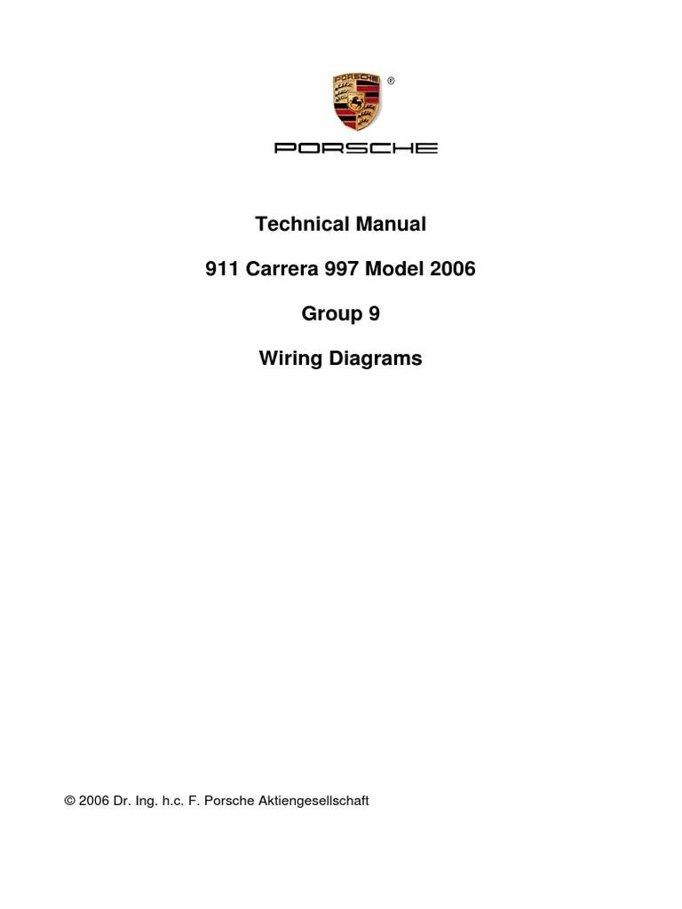 medium resolution of porsche 997 wiring diagram