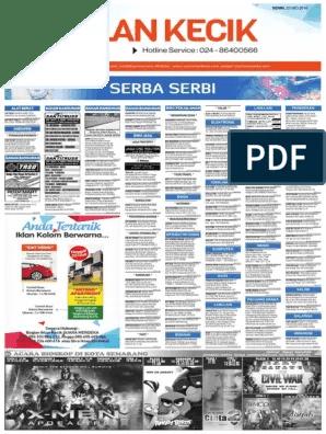 Malacca trust insurance Indonesia - Iklan Kecik - Suara