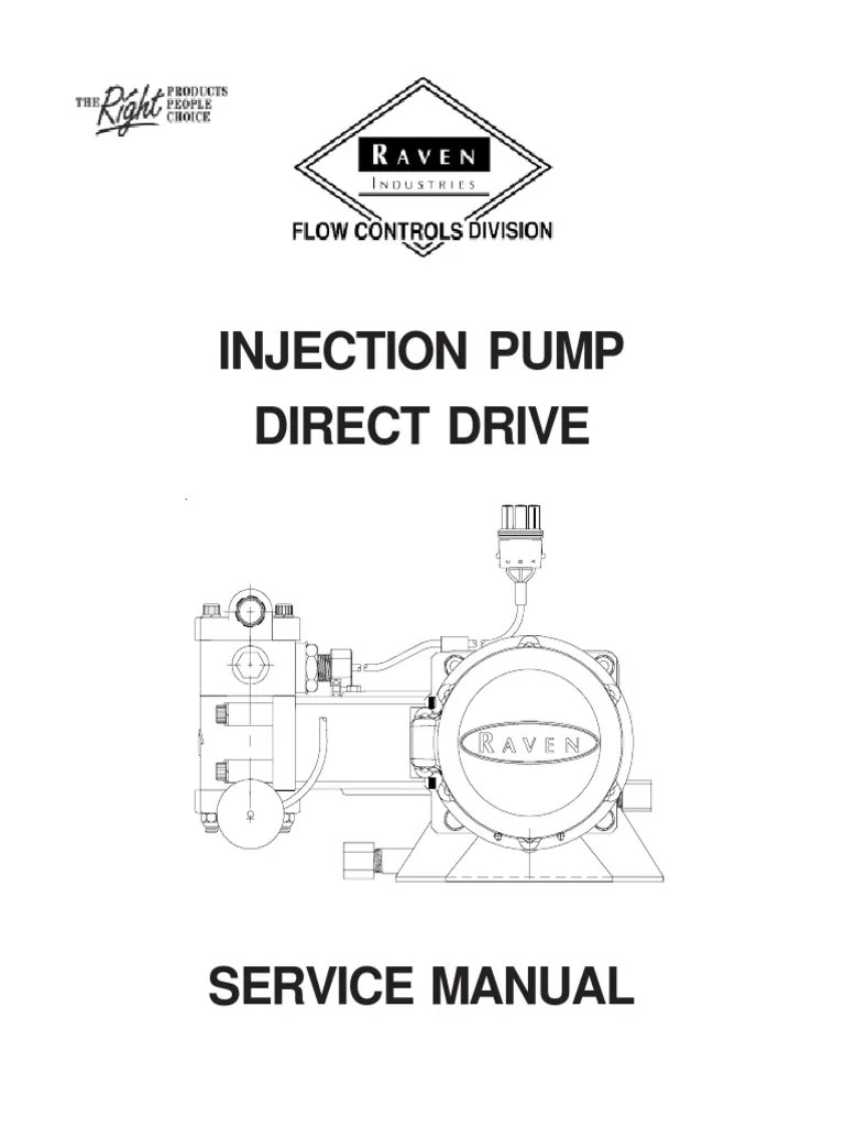 small resolution of 016 0159 929 rev b sidekick direct injection injection pump raven 440 wiring diagram raven