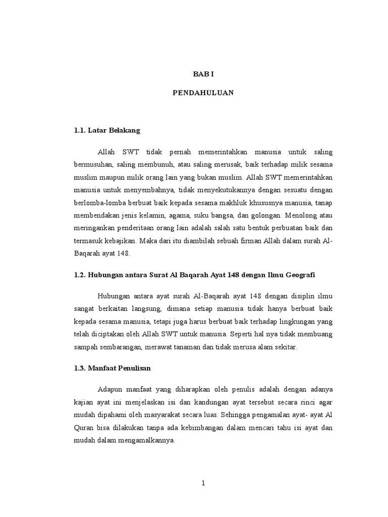 Surat Al Baqoroh Ayat 148 : surat, baqoroh, Kajian, Baqarah