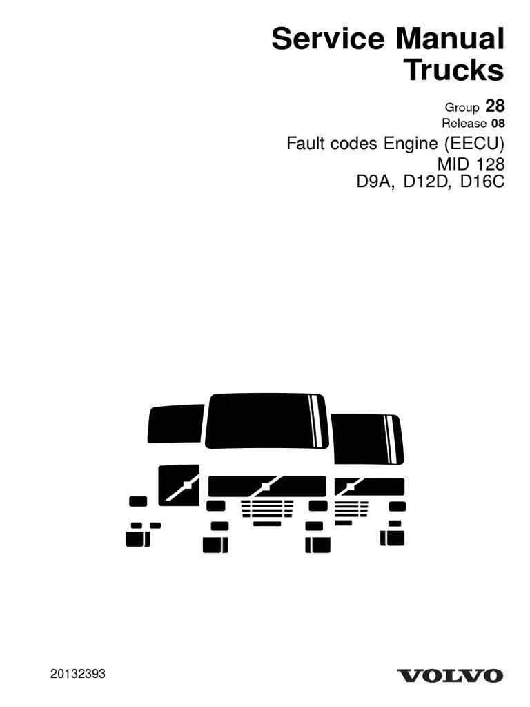 2003 volvo semi tractor wiring diagram [ 768 x 1024 Pixel ]