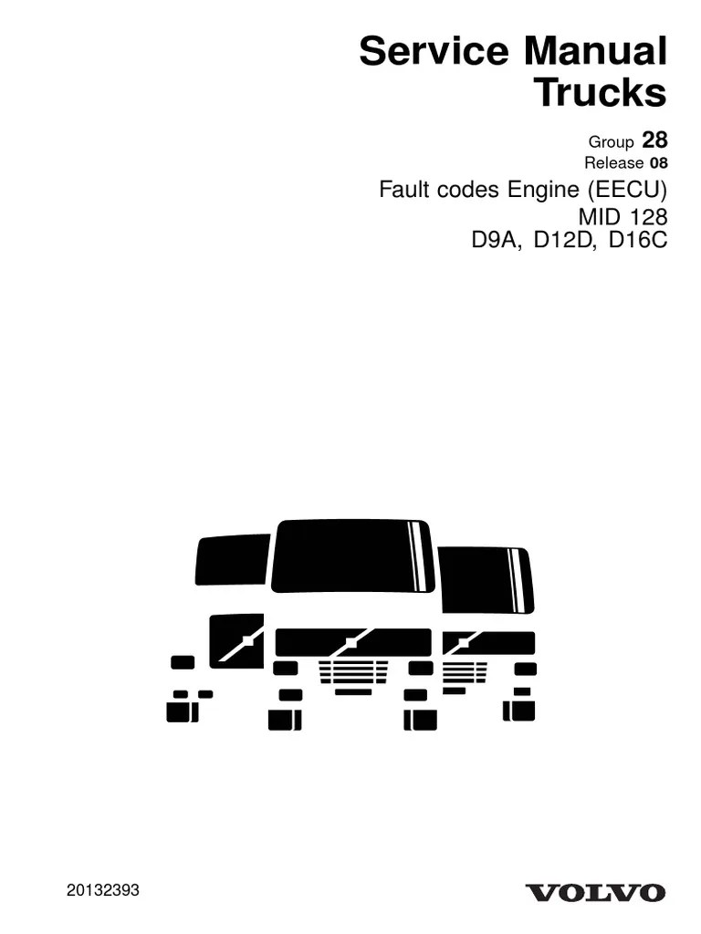 hight resolution of 2003 volvo semi tractor wiring diagram