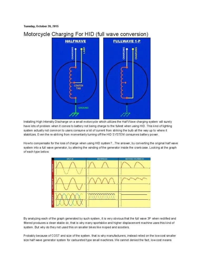 medium resolution of motorcycle rectifier wiring diagram shunt