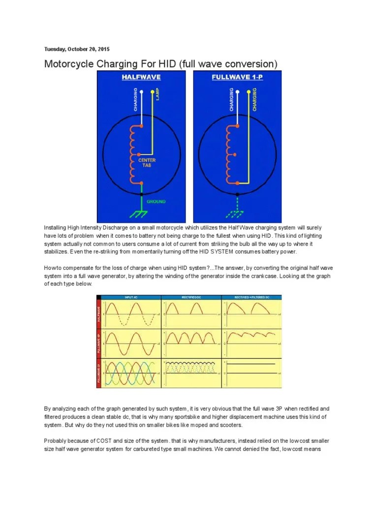 small resolution of motorcycle rectifier wiring diagram shunt