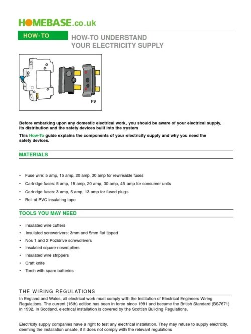 small resolution of building regulations fuse box location 38 wiring diagram 2003 mazda tribute fuse box diagram 2003 mazda