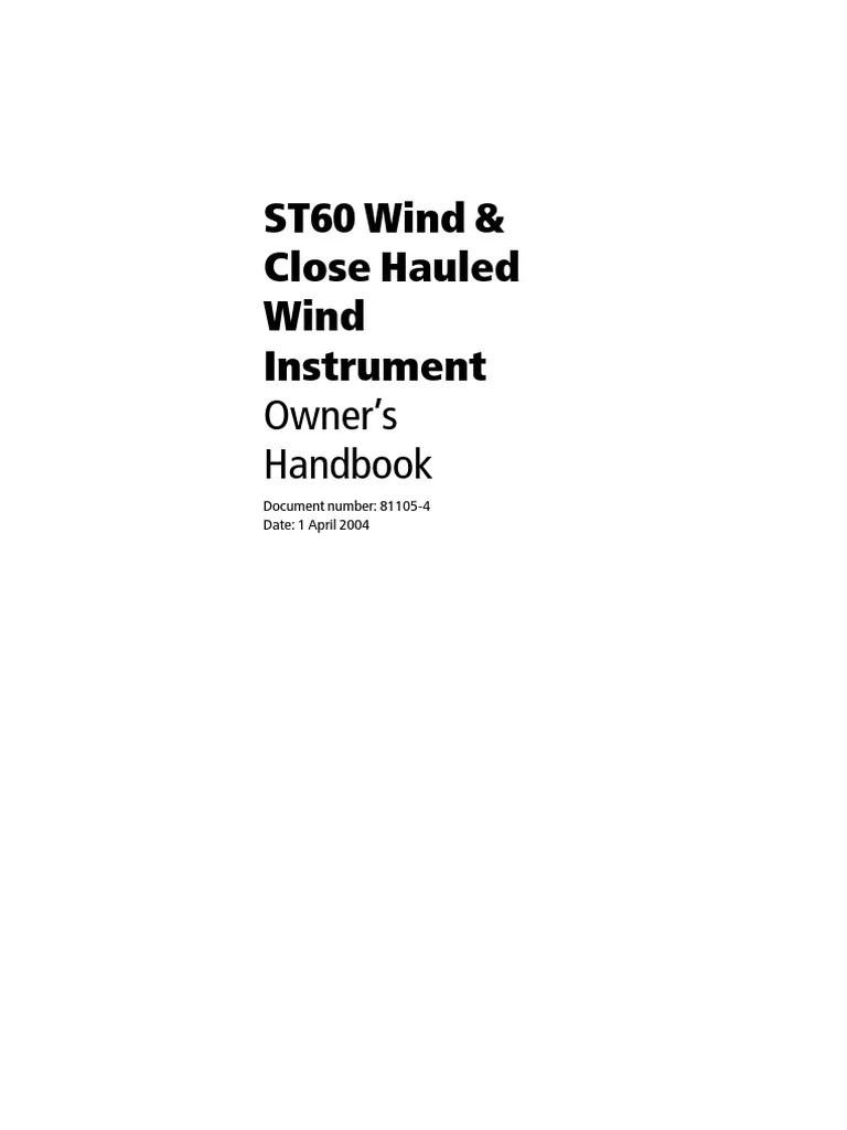 medium resolution of st60 wiring diagram