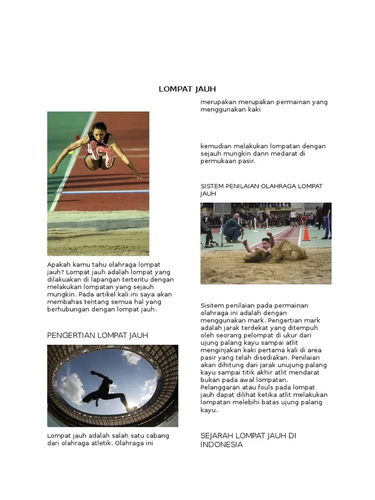 Artikel Tentang Lompat Tinggi : artikel, tentang, lompat, tinggi, Pengertian, Lompat