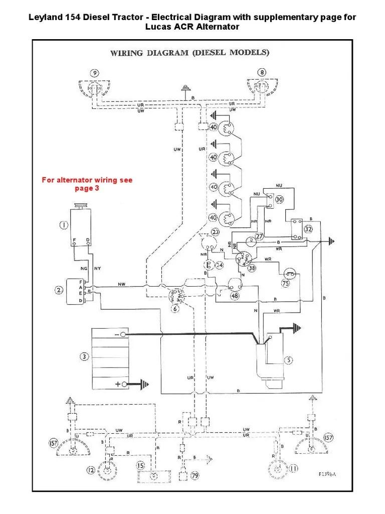 medium resolution of acr alternator wiring diagram