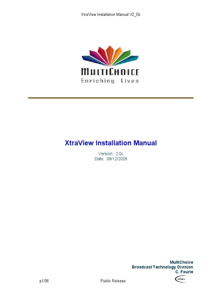 medium resolution of dstv smart lnb installation diagram installation xtraview installation