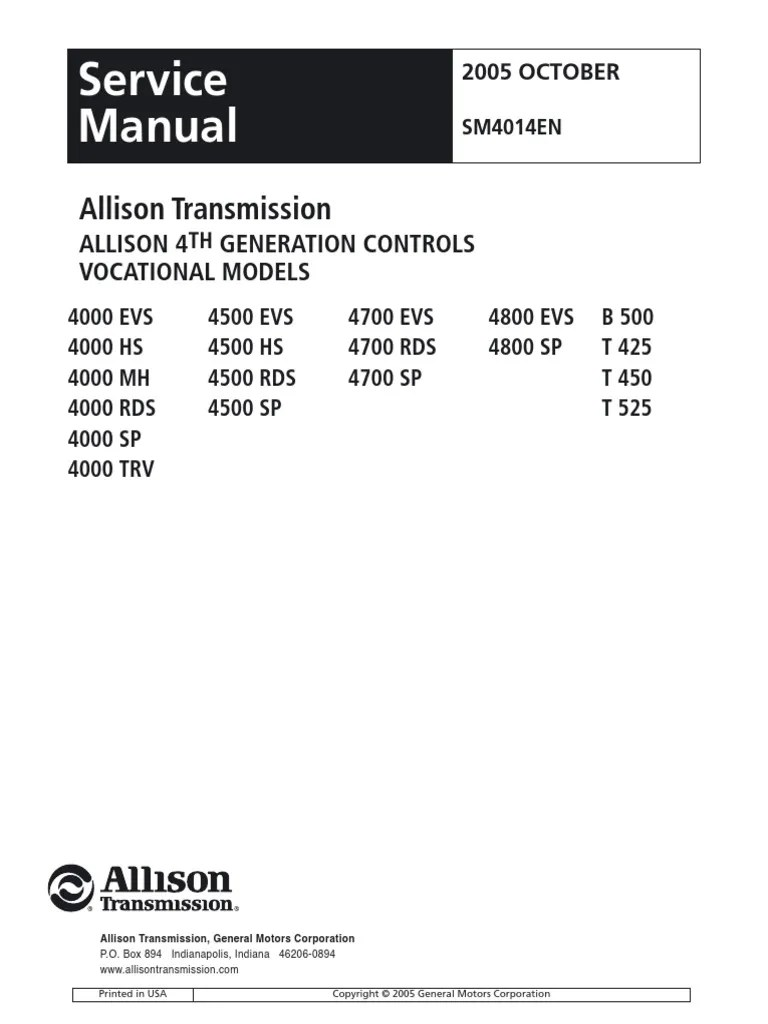 small resolution of 4k service manual 4th gen sm4014en 200510 transmission mechanics electromagnetic interference